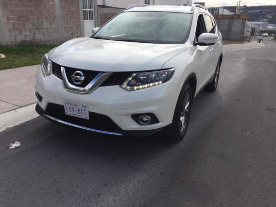 Nissan X-trail 2.5 Advance 2 Row Cvt 2017