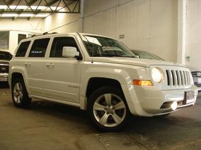 Jeep Patriot Limited Piel Qc Dvd Bluetooth Factura Agencia