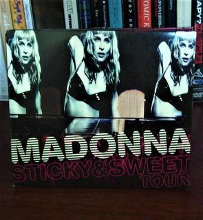Madonna - Sticky & Sweet Tour Cd+dvd