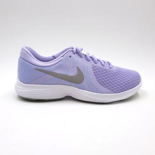 Tenis Nike Para Mujer Color Lila Deportes y Fitness en