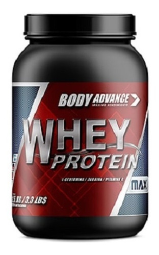 Whey Protein 1 Kg. Proteína Pura. Body Advance