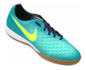 Tênis Nike Magista Onda Ii Futsal Original Couro-sintético