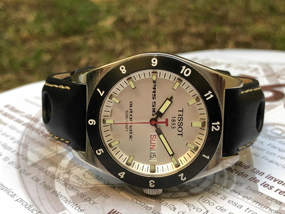 Reloj Tissot Prs 516 Automático Usado