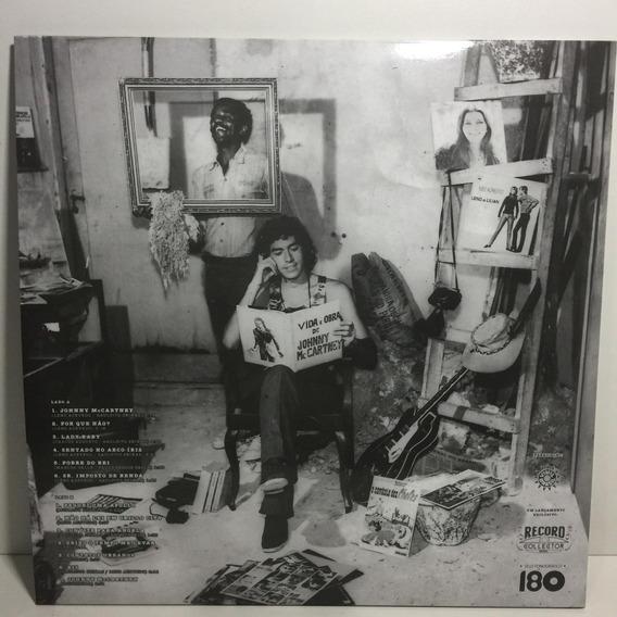 Leno 1971 Vida E Obra De Johnny Mccartney Lp 180 Gramas