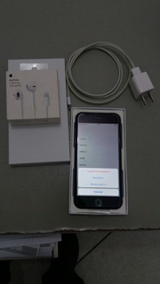 iPhone 7 128gb Jet Black Novo