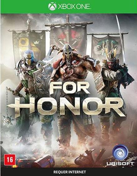 For Honor - Xbox-one Mídia Físca Lacrado