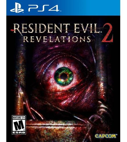 Re Revelation 2 + Inquisition + Nfs Rivals Ps4 (alquiler)