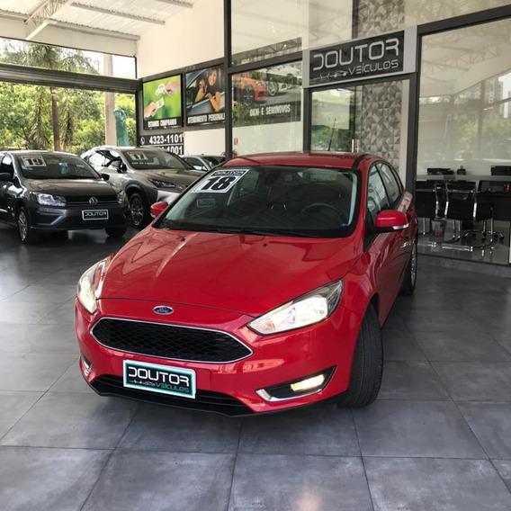 Ford Focus 2.0 Se Plus 16v Flex 4p Powershift / Focus 2018