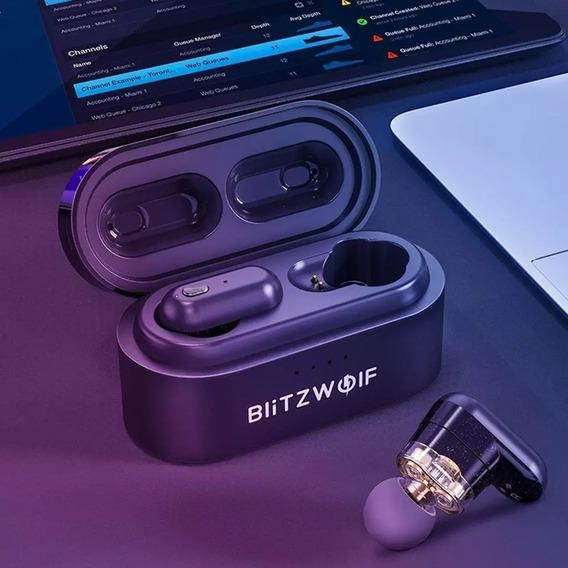Fone Bluetooth Blitzwolf Bw-fye7 Pronta Entrega!
