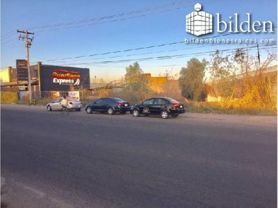 Terreno Comercial En Renta Blvd Luis Donaldo Colosio
