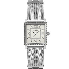Relógio Guess Feminino 92629l0gdna3 Ladies Dress Aço Prata