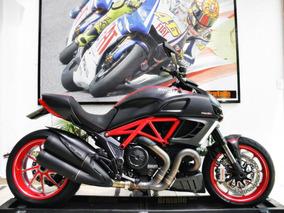Ducati Diavel Carbon Abs 2013 Vermelha