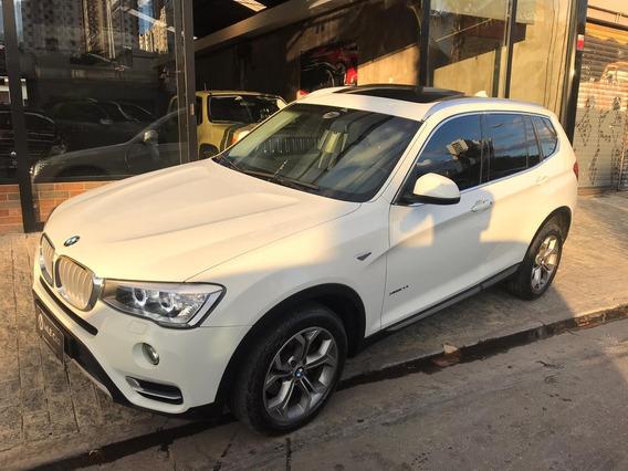 Bmw X3 2015 -gasolina