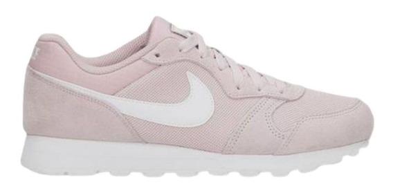 Tênis Feminino Nike Md Runner 2 Rosa Promoção Original