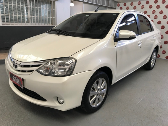 Toyota Etios 1.5 Xls At 4p 2016