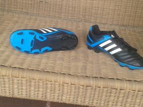 ¡tacos De Fotball adidas Originales! Zapato Totalmente Nuevo