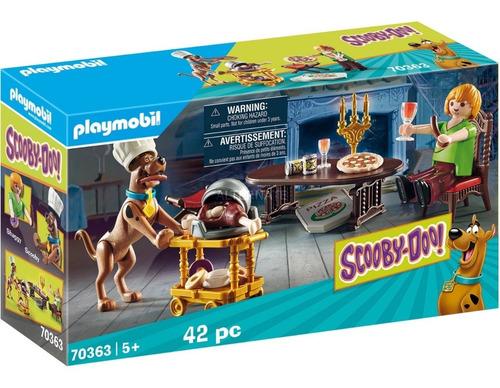 Playmobil Scooby Doo 70363 - Cena Con Shaggy
