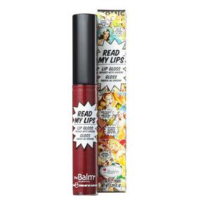 The Balm Read My Lips Boom! - Gloss Labial 6,5ml Blz