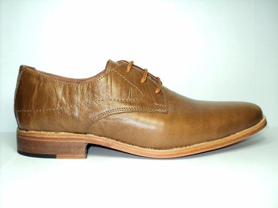 Zapato Para Caballero Modelo De Vestir Acordonado