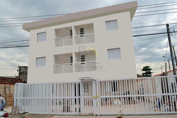 Apartamento Com 2 Dorms, Parque Bitaru, São Vicente - R$ 150 Mil, Cod: 186 - V186