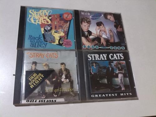 Cd Stray Cats  Greatest Hits