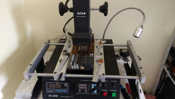 Maquina Estação Bga Reballing Ir6000 Seminova