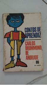 Livro Contos De Aprendiz.