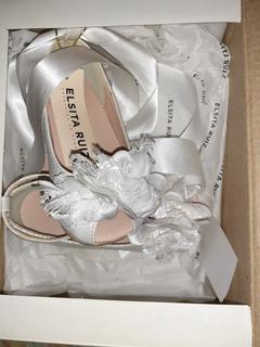 Zapatos Nuevos Beba Elsita Ruis Calzado Fiesta Elegante