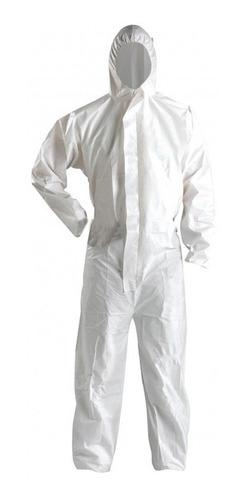 Mameluco Laminado Blanco 60 Grs  Impermeable  Premium