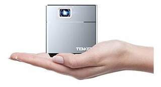 Tenker S6 Mini Cube Pico Proyector Con Wi-fi, Proyectores Dl