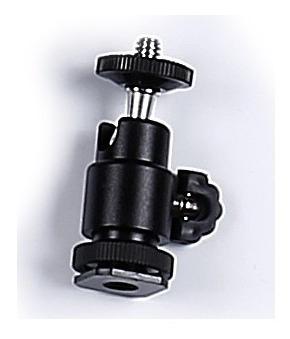 Adaptador Para Tripé Reclinável ( Ring Light)