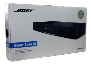 Sistema De Sonido Bose Tv Solo 10 Serie 2 Boc042