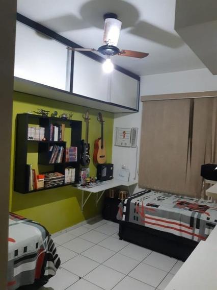 Apartamento Em Campo Grande, Santos/sp De 70m² 2 Quartos À Venda Por R$ 265.000,00 - Ap242710