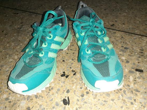 Zapatos Deportivos adidas Kanadia Tr 5 Dama Talla 8