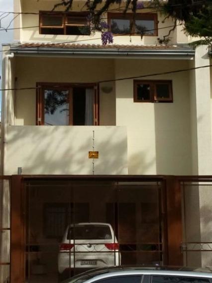 Casa Em Ipanema Com 3 Dormitórios - Mi15820