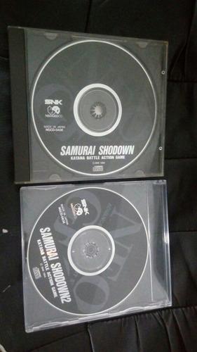 Samurai Shodown 1 Samurai Shodown 2