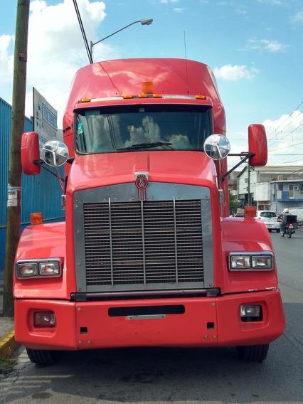 Tractocamion Kenworth T800 Rta Rueda