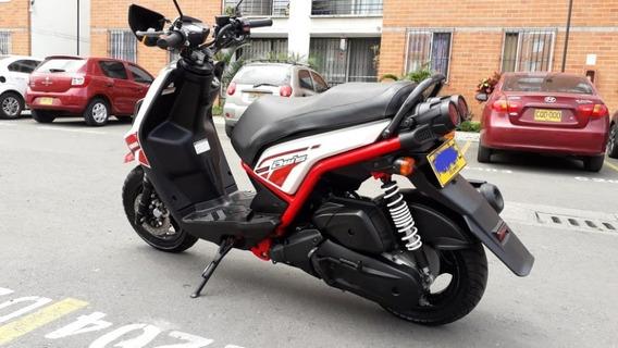 Vendo Moto Bws 125 En ¡excelente Estado!