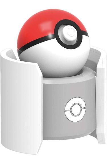 Carregador Poke Ball Plus Charge Stand Pokémon Let`s Go