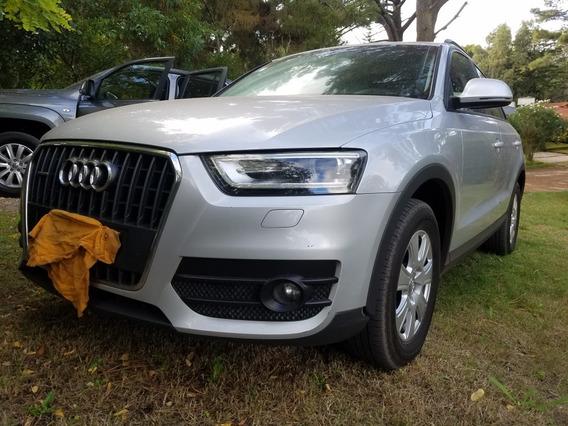 Audi Q3 2.0 Tdi Con Pack Adicionales Motos-one