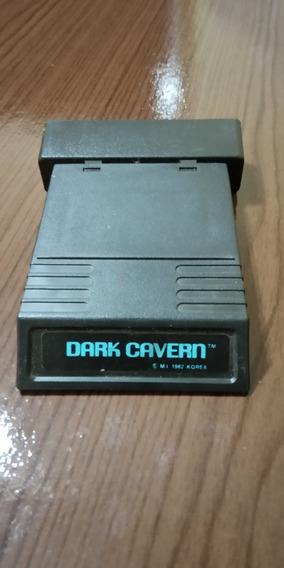 Cartucho Atari 2600 Dark Cavern