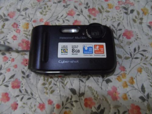 Imagem 1 de 7 de Camera Digital Sony Tf 1  (a Prova D'água )