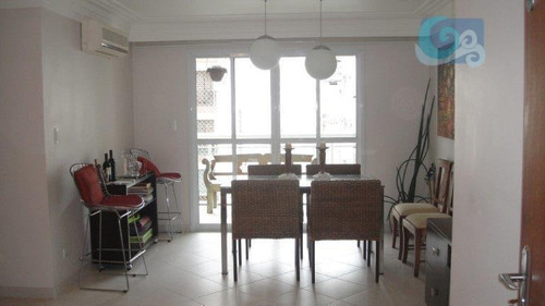 Imagem 1 de 21 de Apartamento À Venda, Praia Da Enseada - Restaurantes, Guarujá. - Ap4183