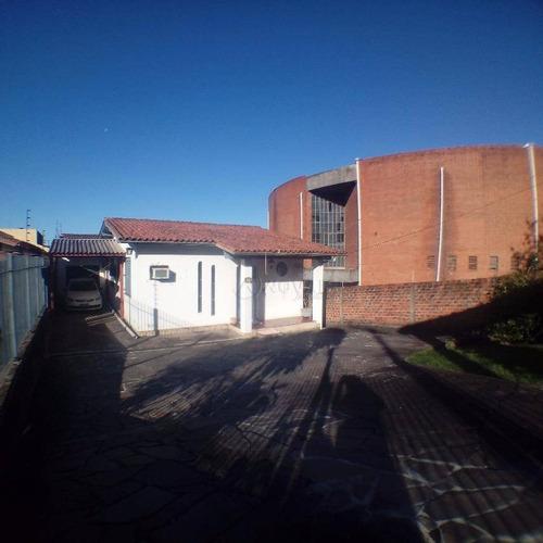 Imagem 1 de 25 de Casa Com 4 Dormitórios À Venda, 183 M² Por R$ 340.000,00 - Ideal - Novo Hamburgo/rs - Ca1783