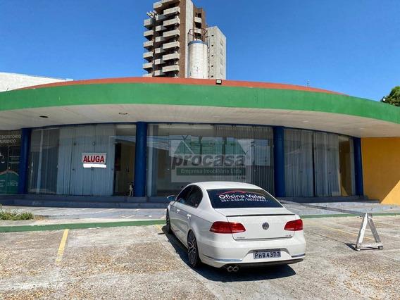 Loja Comercial Para Alugar, 260m² Por R$ 5.500/mês - Aleixo - Manaus/am - Ideal Para Revenda De Veiculos Ou Laboratorios Com 12 Ou 15 Vagas - Lo0193