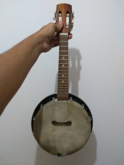 Banjo Raridade Do Souto Decada De 80