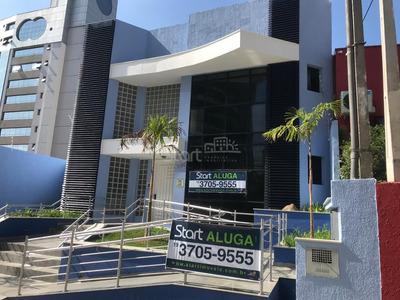 Prédio Para Aluguel Em Cambuí - Pr086554