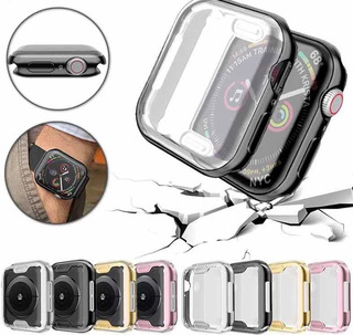 Capa Case Proteção Frontal 360 Apple Watch 38/40/42/44 Mm