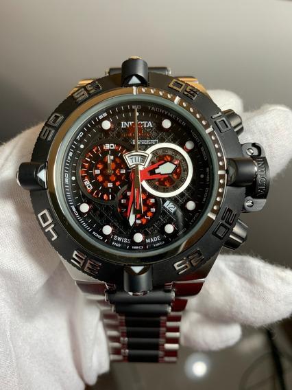 Relógio Invicta Subaqua Noma Iv 4 6550 Suíço Raro Original