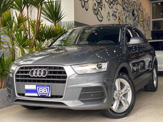 Audi Q3 Ambiente Plus 2017 Top Com Teto 33.000km
